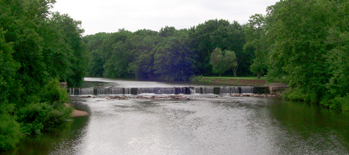 Conewago Creek Dam, East Berlin