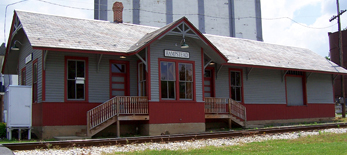 Train Station, Hampstead MD