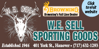 we sell sporting goods, sporting goods hanover pa